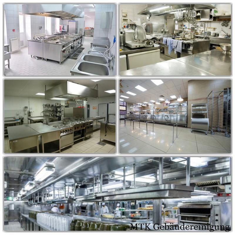 MTK Gebäudereinigung - Großküchen- und Kantinenreinigung